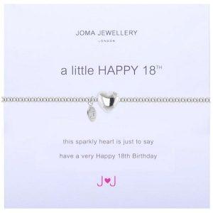 A Little Happy 18th Bracelet
